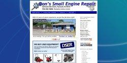 donssmallenginerepair.com