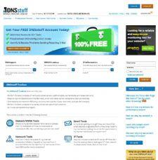 DNS - DNSSTUFF.COM